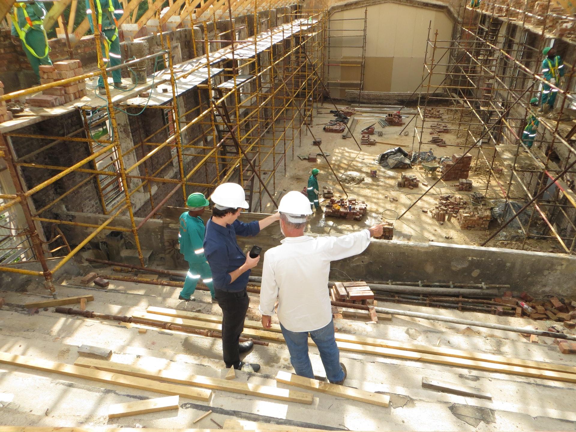 L'importance du suivi de chantier lors de la construction