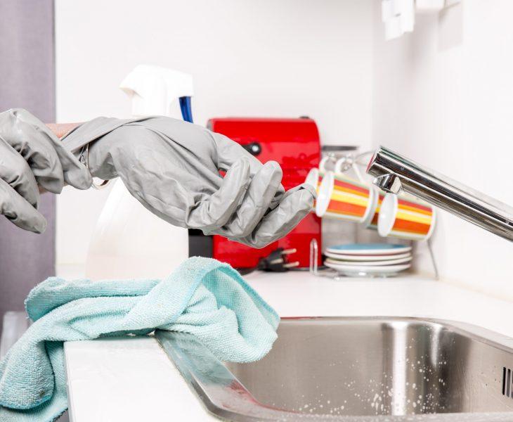 Nettoyage vers blancs