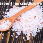 6 utilisations efficaces des cristaux de soude à connaître pour le nettoyage!