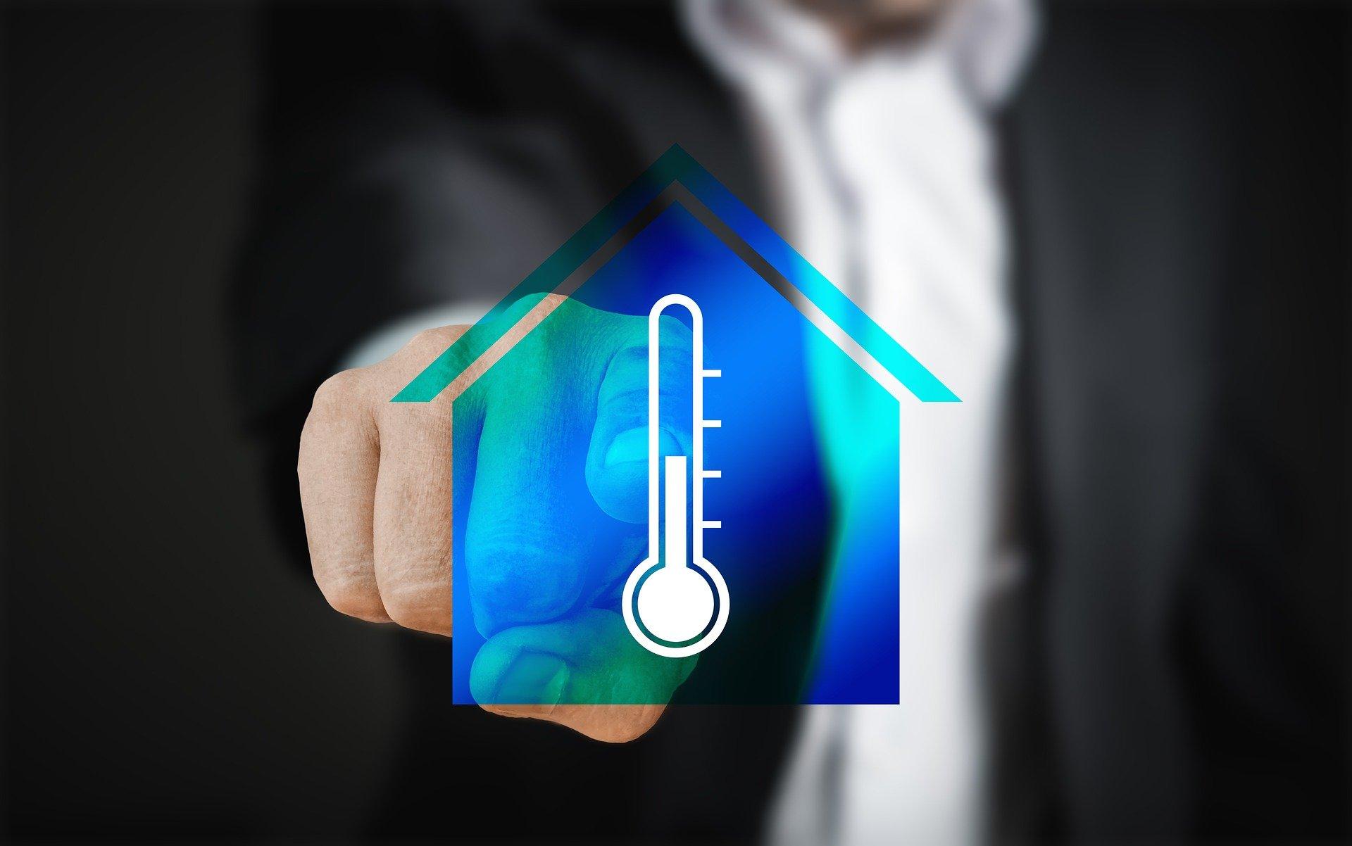 isolation maison chauffage